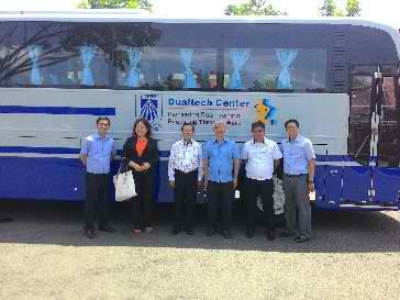 Dualtech School Bus