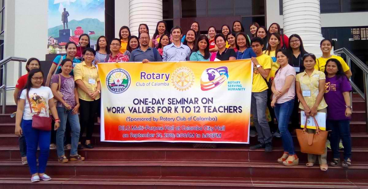 seminar for k to 12 teachers