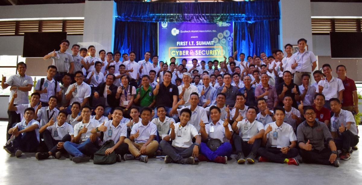 IT Summit at Dualtech's study hall