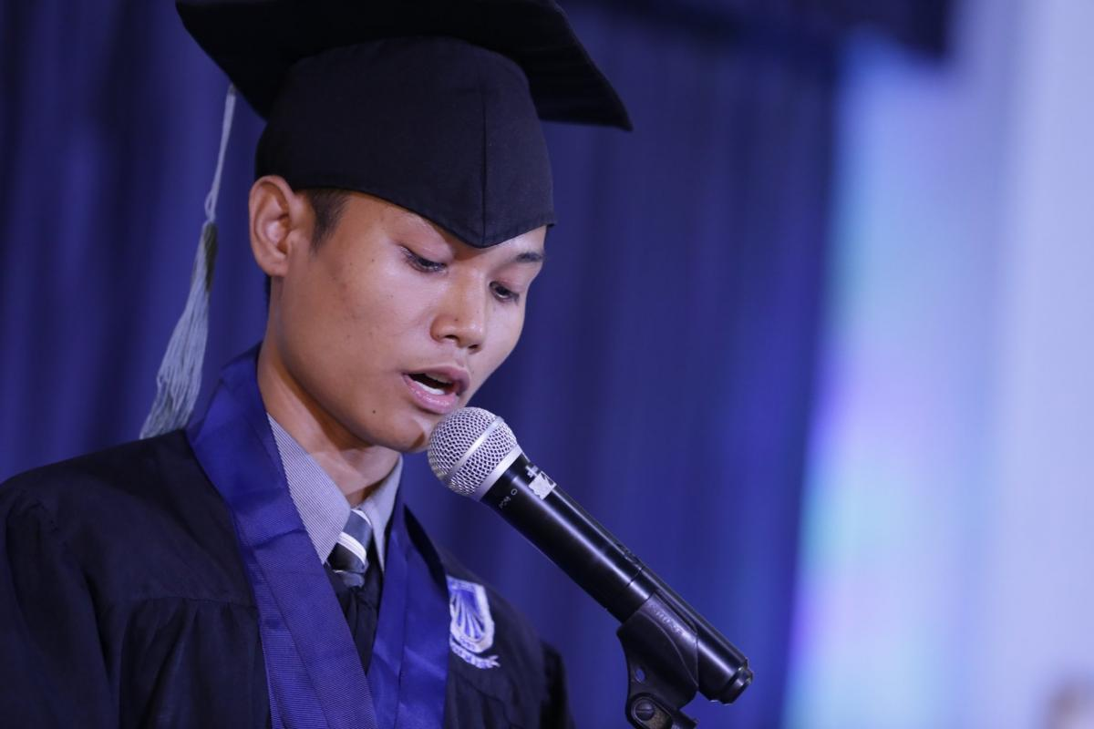 Jonathan Ayeng | Awardee, Merit, Outstanding In-school and In-plant, and Learning Excellence | Bohol