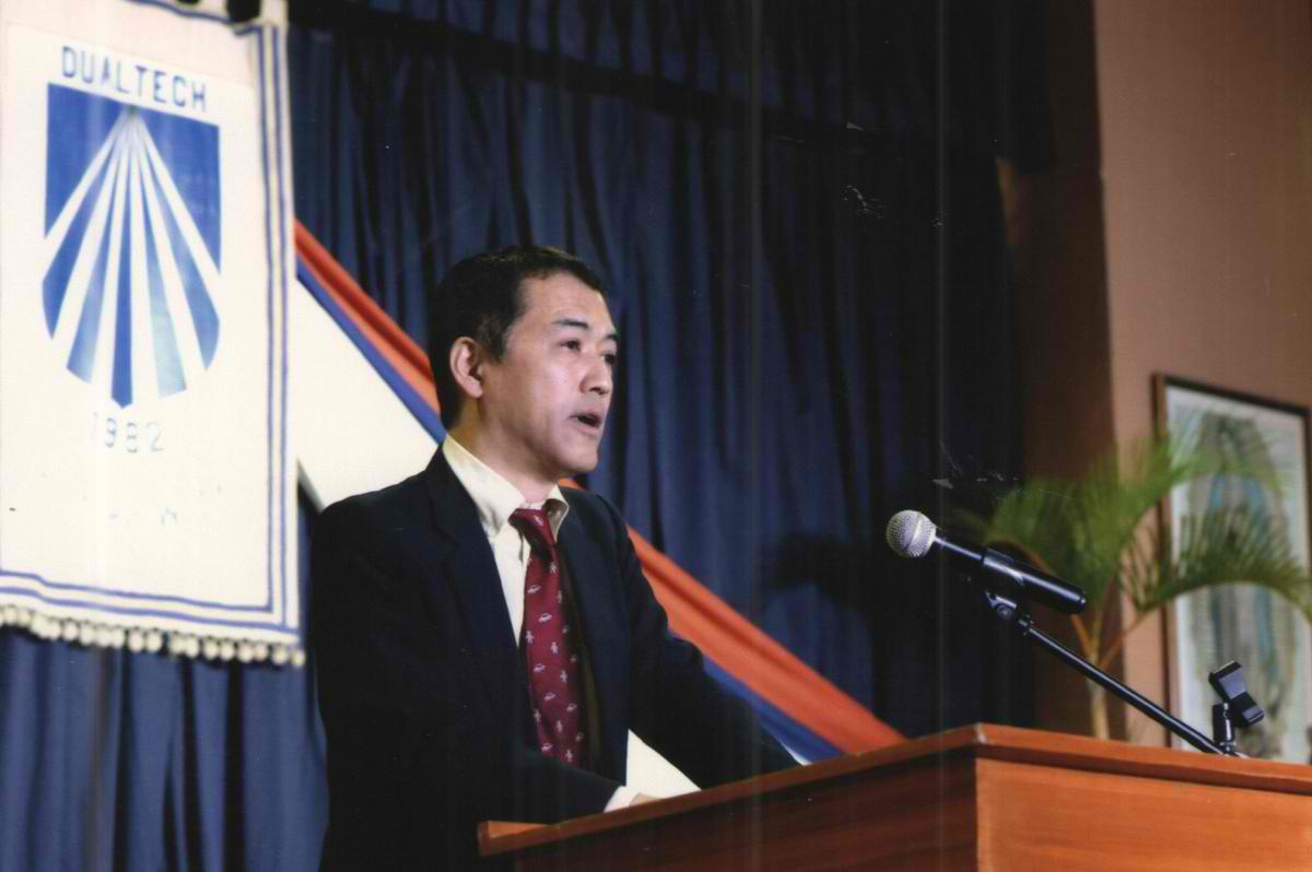 tsushi Kiyokawa, President | NEC Tokin Electronics Philippines, Inc.
