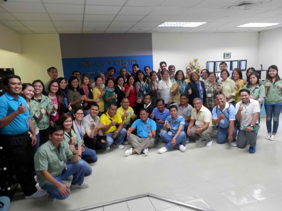 NEC Tokin Electronics Philippines