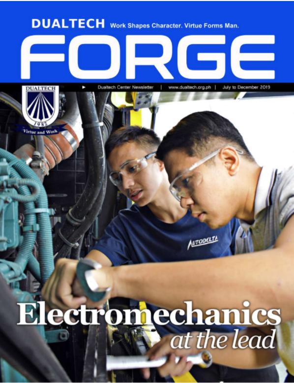 Newsletter Forge