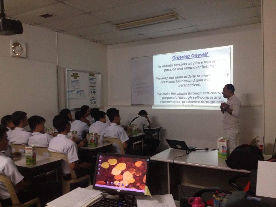 Dualtech's Electromechanics training program