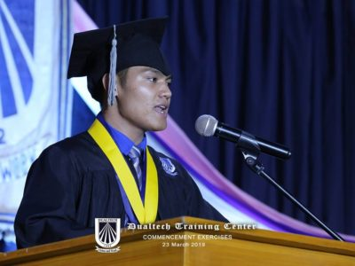 Kevin C. Cagat-cagat | Awardee, Merit, Outstanding In-School and In-plant, and Learning Excellence | Scholar, SM Foundation
